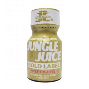 poppers jungle gold label pas cher dans votre shop fast red fish france