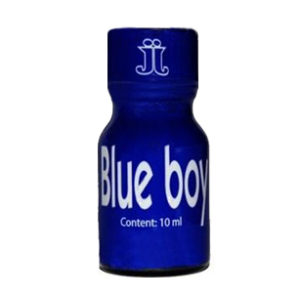 poppers flacon bleu boy