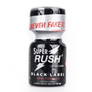 poppers super rush black label